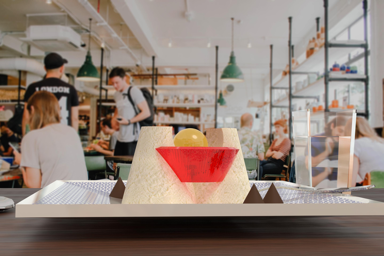 Dessert-in-Cafe-Cafe